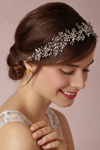 Classic Alloy/Rhinestones Ladies' Hair Jewelry