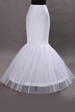 Load image into Gallery viewer, Women Nylon/Tulle Netting Floor Length 1 Tiers Petticoats