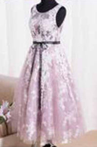 White Homecoming Dress Lace Short Prom Dress Tulle Homecoming Gowns Ball Gown Party Dress RS917