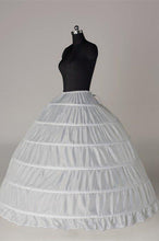 Load image into Gallery viewer, Fashion Wedding Petticoat Accessories White Floor Length FU02