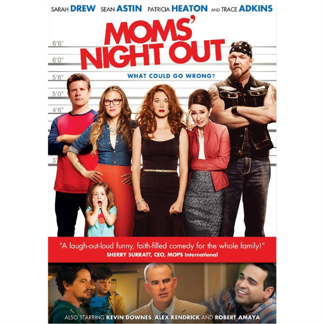 Crise de Mère ( Mom's night out) DVD