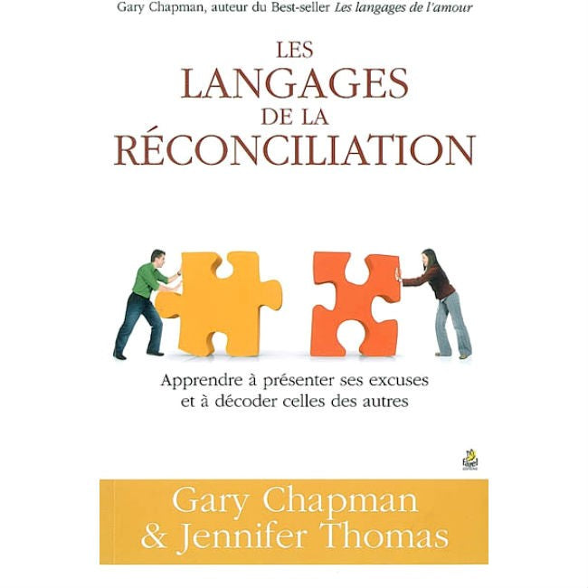 Langages de la reconciliation