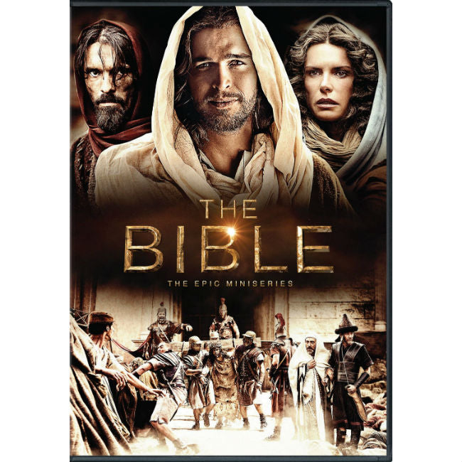 The Bible DVD