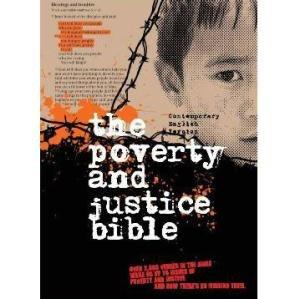 Poverty and Justice Bible (CEV)