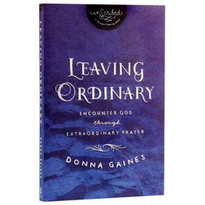 Leaving Ordinary