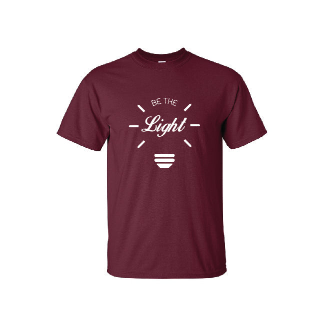 Be the Light - T-Shirt - D3PCLOTHING