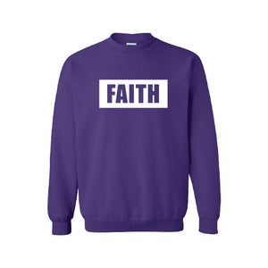 Faith - Crewneck - D3PCLOTHING