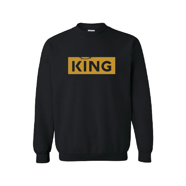 King - Crewneck - D3PCLOTHING