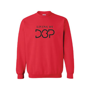 Living by D3P - Crewneck - D3PCLOTHING
