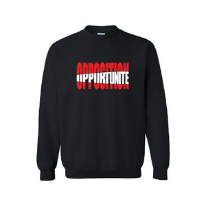 Opposition | Opportunité - Crewneck