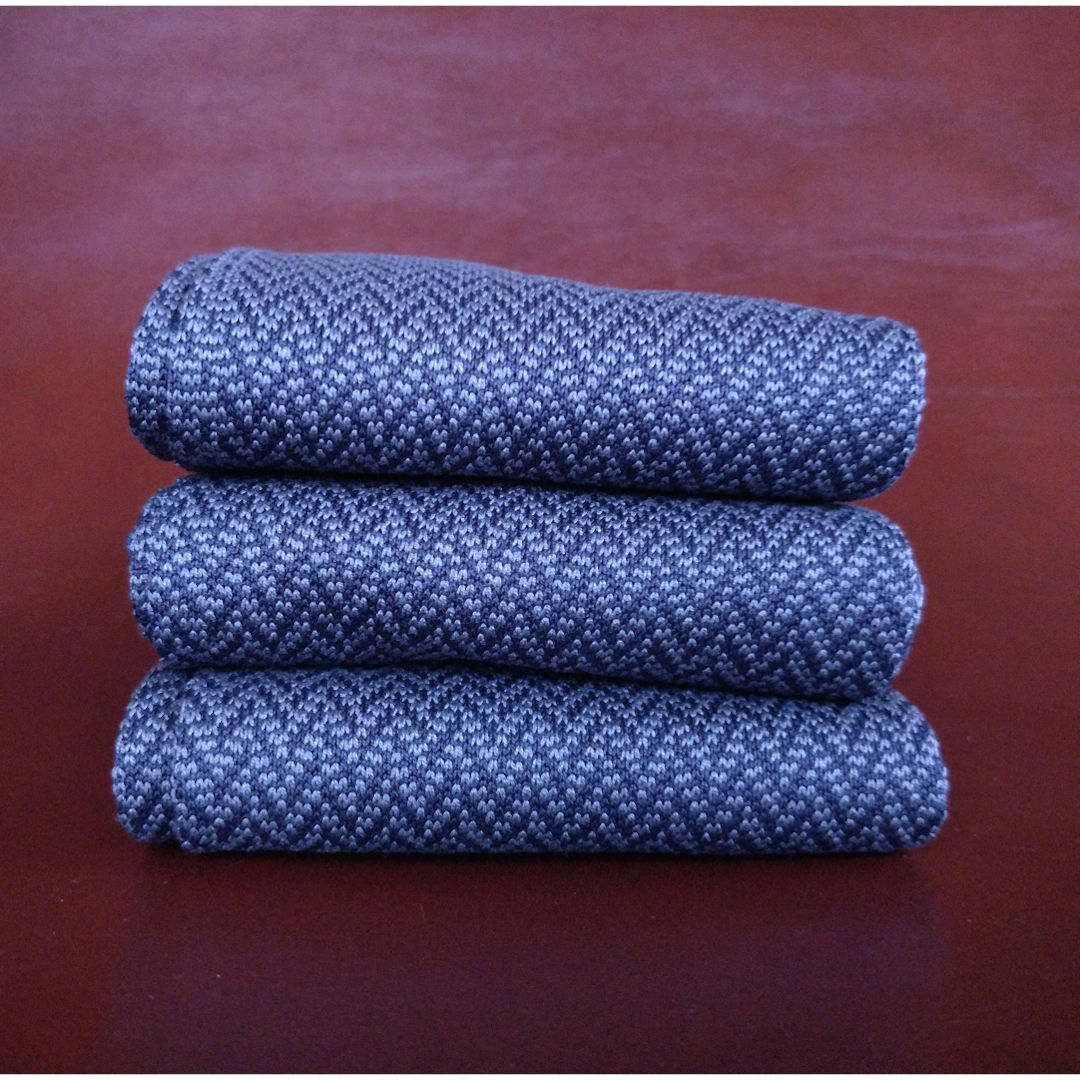Fumu Herringbone Cotton Socks