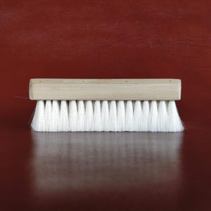 Unobrush Goat Hair Shoe Shine Brush by Fumu Side