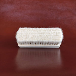 Unobrush Goat Hair Shoe Shine Brush by Fumu Top