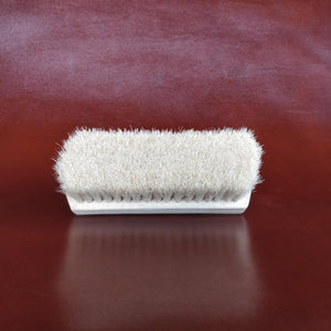 Unobrush Horse Hair Shoe Shine Brush by Fumu Btm
