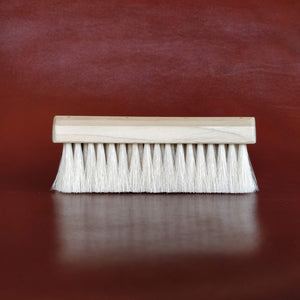 Unobrush Horse Hair Shoe Shine Brush by Fumu Side