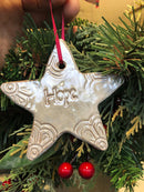 2019 Hope ornament