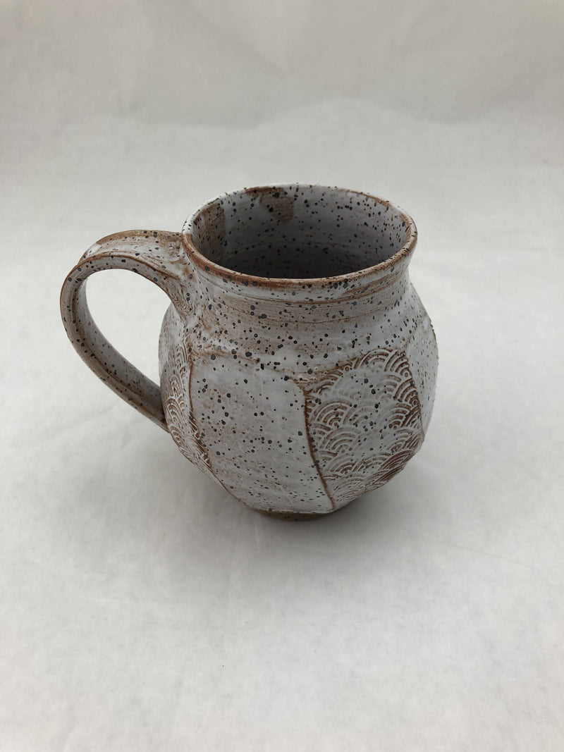 Waves and speckles mug