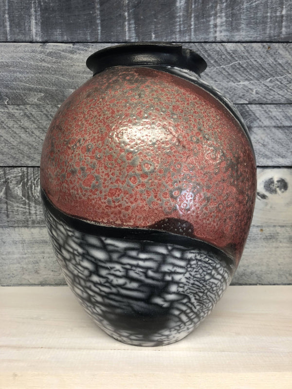 Naked and Glaze Raku