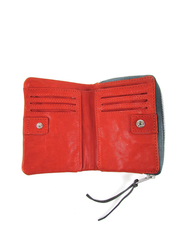 Soft Wallet S red