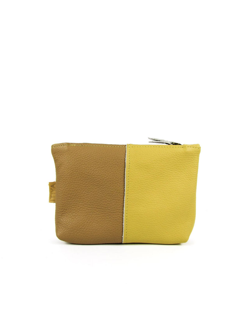 LOA clutch 15 corn yellow - camel