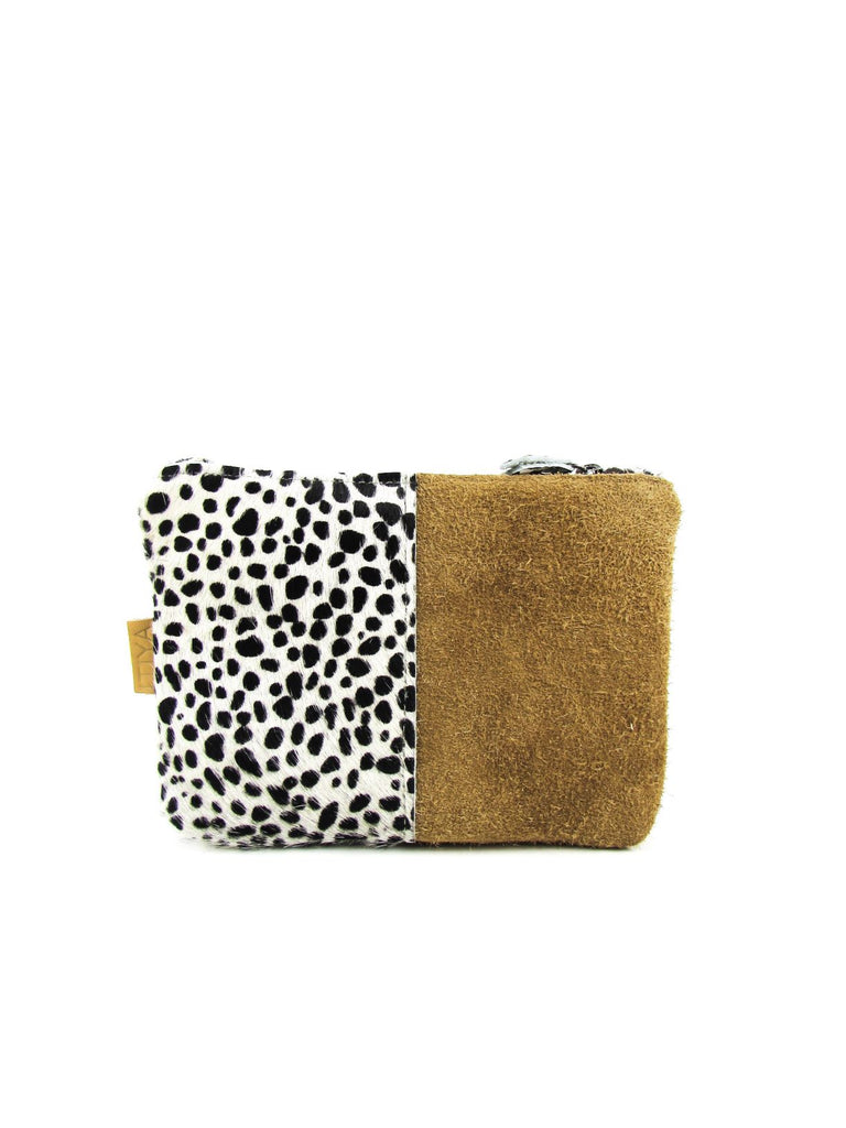 LOA clutch cheetah - camel