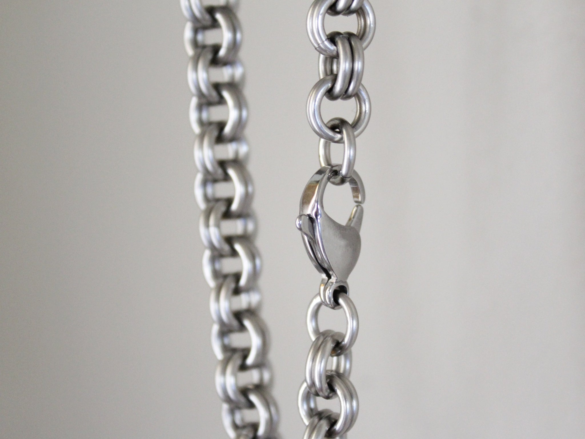Iron Heart Necklace