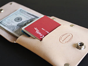 Slim Wallet Gift Set