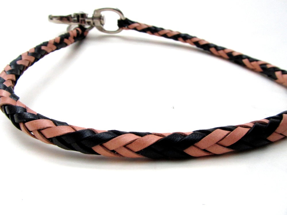 Hook Braided Wallet Chain