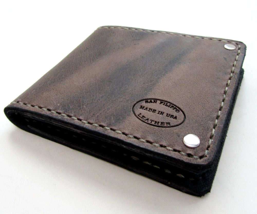 Bifold Wallet and Necklace Gift Set