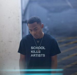 """School Kills Artists"" Tee"