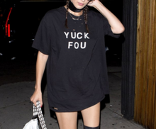 "Load image into Gallery viewer, ""Yuck Fou"" Tee"