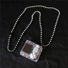 Load image into Gallery viewer, Tetris Game Necklace