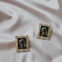 Load image into Gallery viewer, Classical Art Earrings