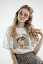 "Load image into Gallery viewer, ""Bubble Gum"" Tee"