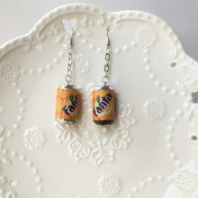 "Load image into Gallery viewer, Fanta"" Earrings"