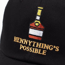 "Load image into Gallery viewer, ""Hennything's Possible"" Hat"