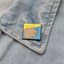 "Load image into Gallery viewer, ""Arthur's Fist"" Pin"