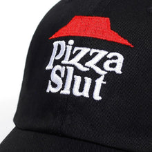 "Load image into Gallery viewer, ""Pizza Slut"" Cap"