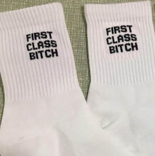 "Load image into Gallery viewer, ""Fuck Off"" Socks"