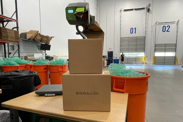 Rigwa shipments going out