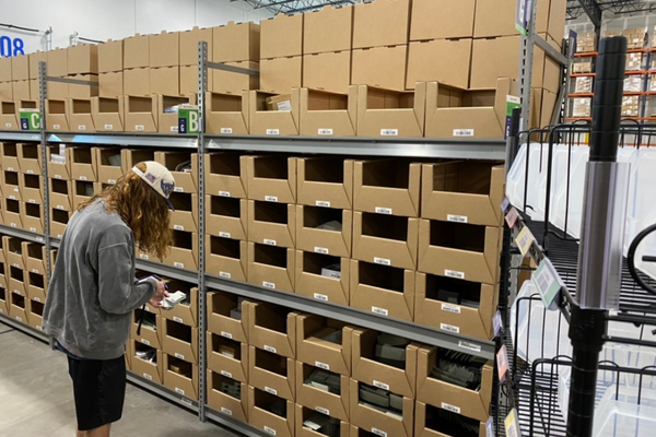 ecomm inventory sorting at nice commerce