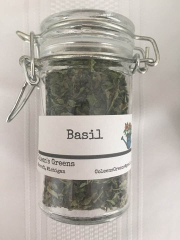 Dried Herbs - Basil
