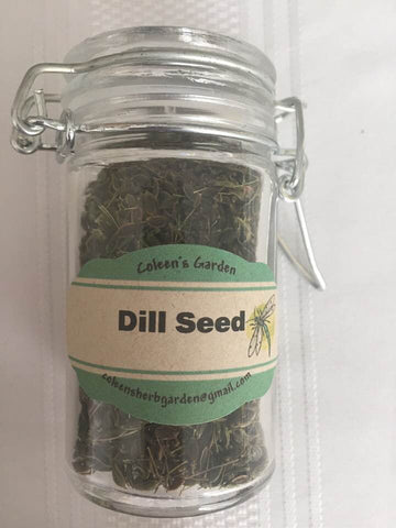 Dried Herbs - dill seed