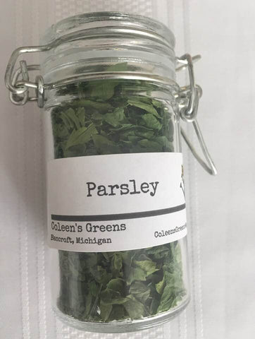 Dried Herbs - Parsley