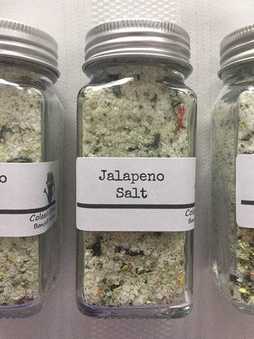 Seasoning Salt - Jalapeno Salt