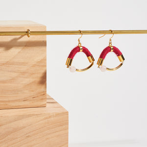 Kintsugi Earrings