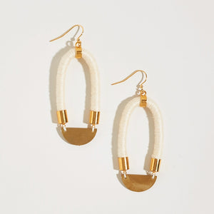Elongated Earrings