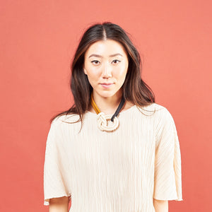 Tri-Color Rachel Necklace