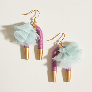 CHARITY X SASHA Flower Petal Earrings