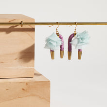 Load image into Gallery viewer, CHARITY X SASHA Flower Petal Earrings